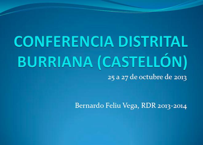Resumen Rotaract 2012-13