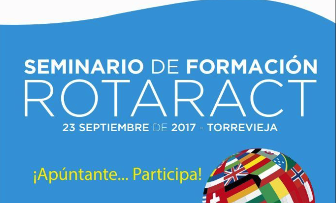 Seminario de formación para Rotarac en Torrevieja