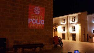 Jávea contra la polio
