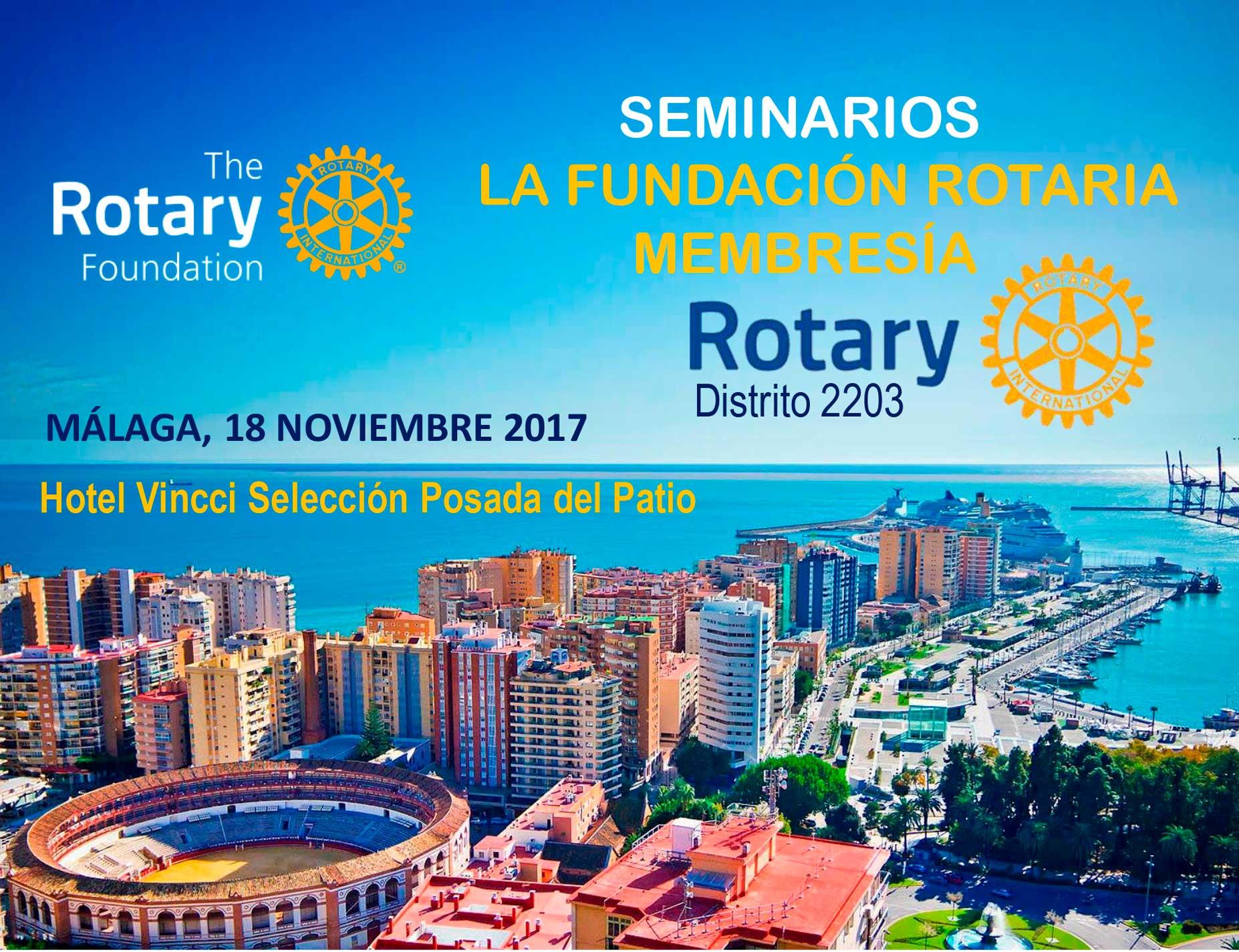 Seminario Málaga 18 Noviembre LFR y Membresía