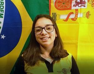 Carta a Rotary de Paloma Medeiros