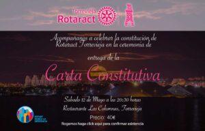 Creación club rotarac en Torrevieja