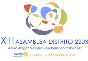 XII Asamblea Valencia