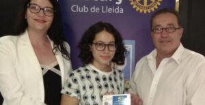 Visita Rotary Club Almoradí a RC Lleida