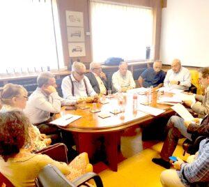 reunión FHRE en MAdrid con Arturo Alagón