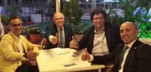 rotary club castellón costa azahar visita gobernador arturo alagón