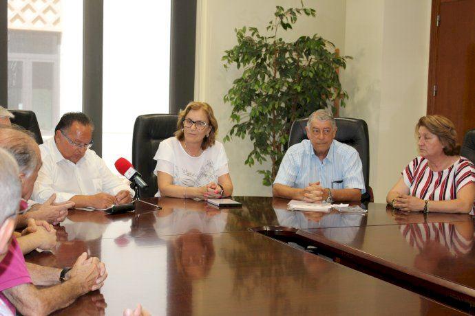 El Rotary Club de Burriana impulsa una campaña para la utilización de desfribiladores