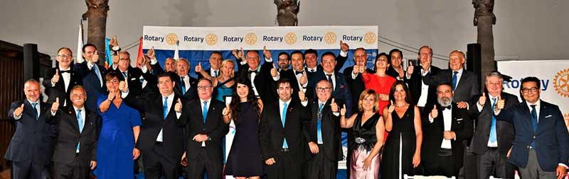 Equipo distrital 2019 rotary