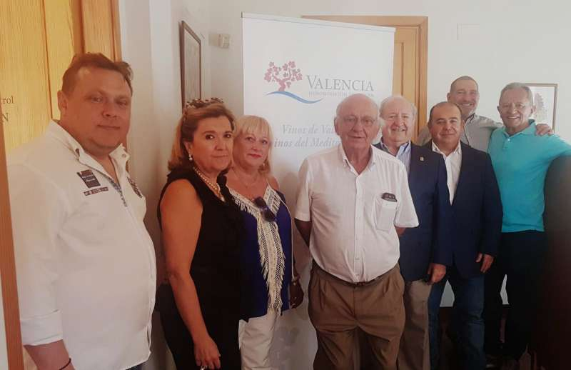 El Rotary Club Valencia Centro celebra su Cata de Solidaridad cuyos fondos se destinarán a combatir la polio