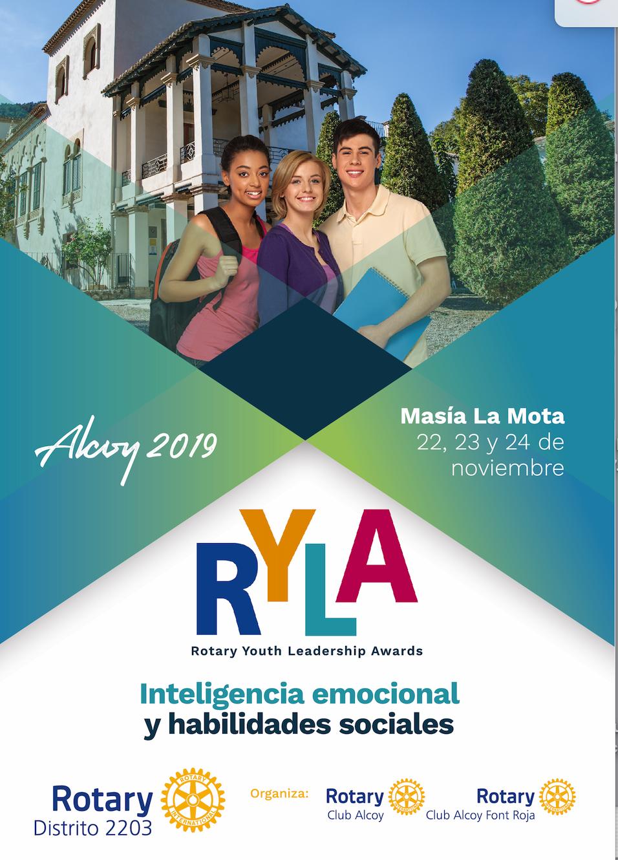 Ryla de Alcoy 2019