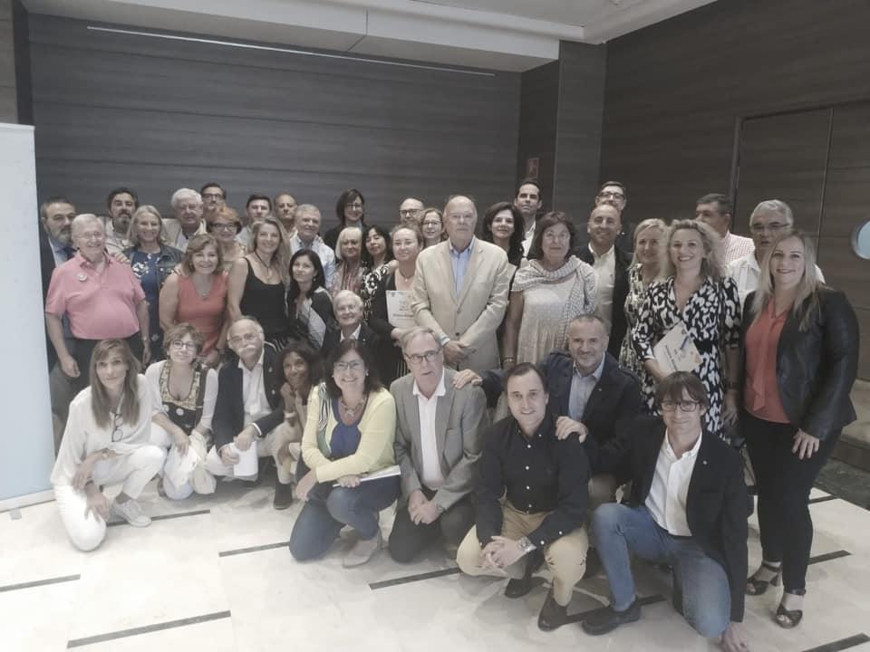 Seminario de formación en Valencia