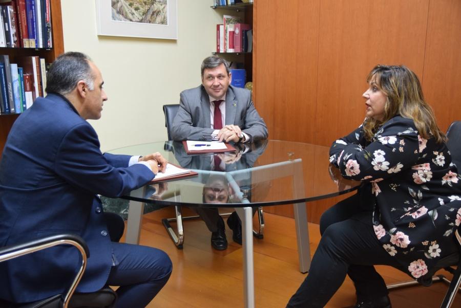 Rotary firma un acuerdo con la Universidad de Cartagena