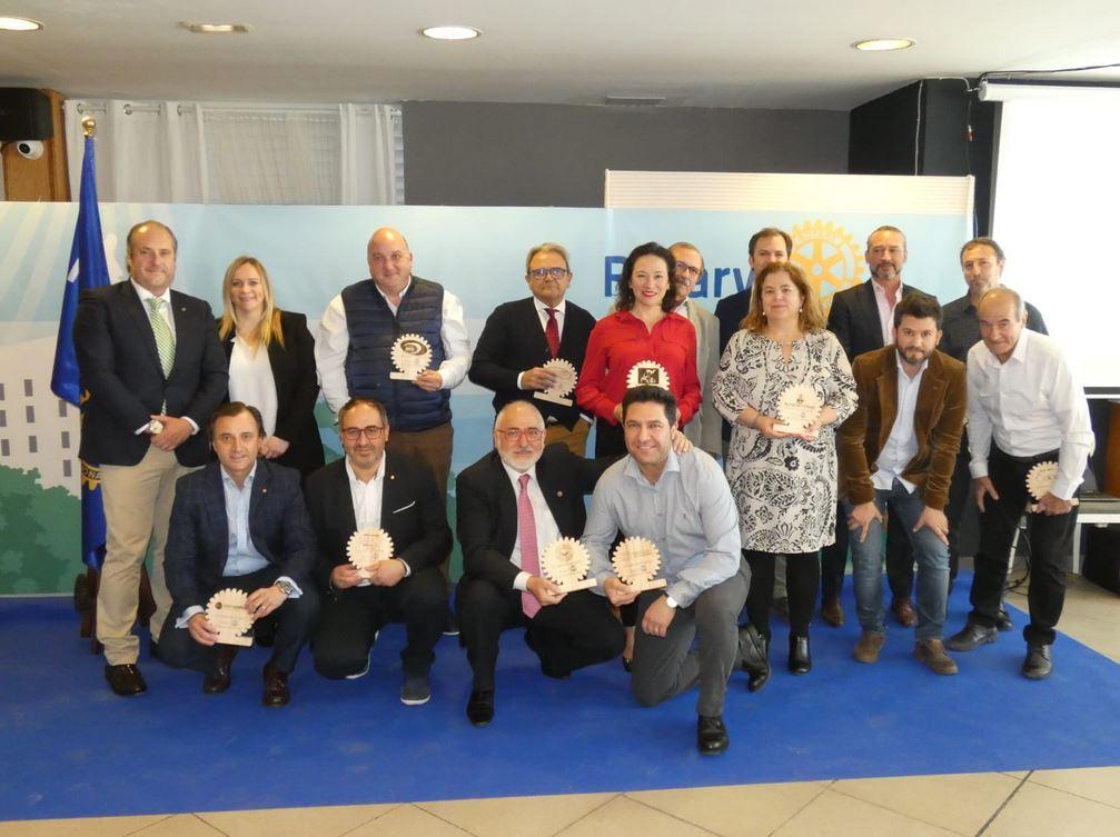 RC Alcoy Font Roja entrega los Premios Valora 2020