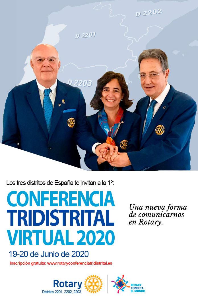 Conferencia Tridistal Virtual 2020