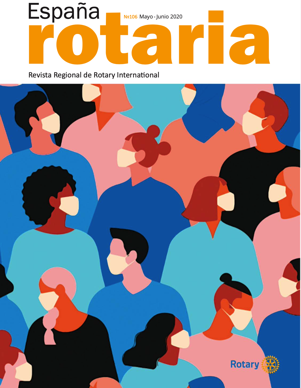 Revista rotaria May Junio 2020